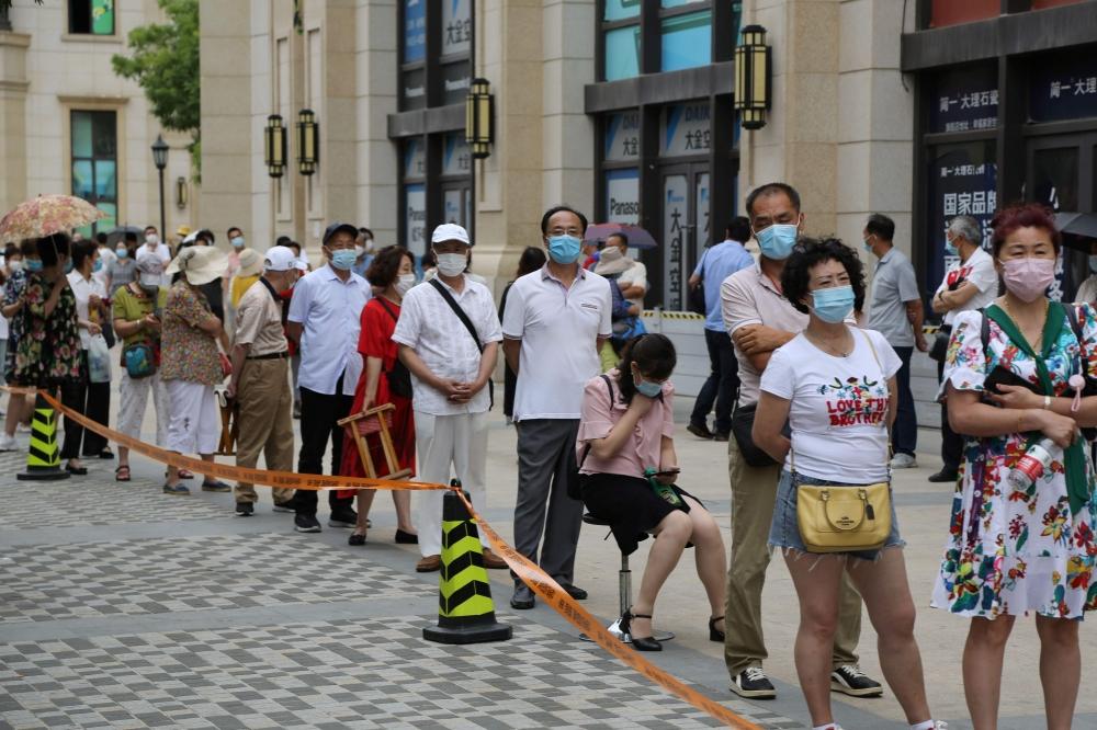 Çində koronavirusun ikinci dalğası müşahidə olunur - Bu şəhərdə