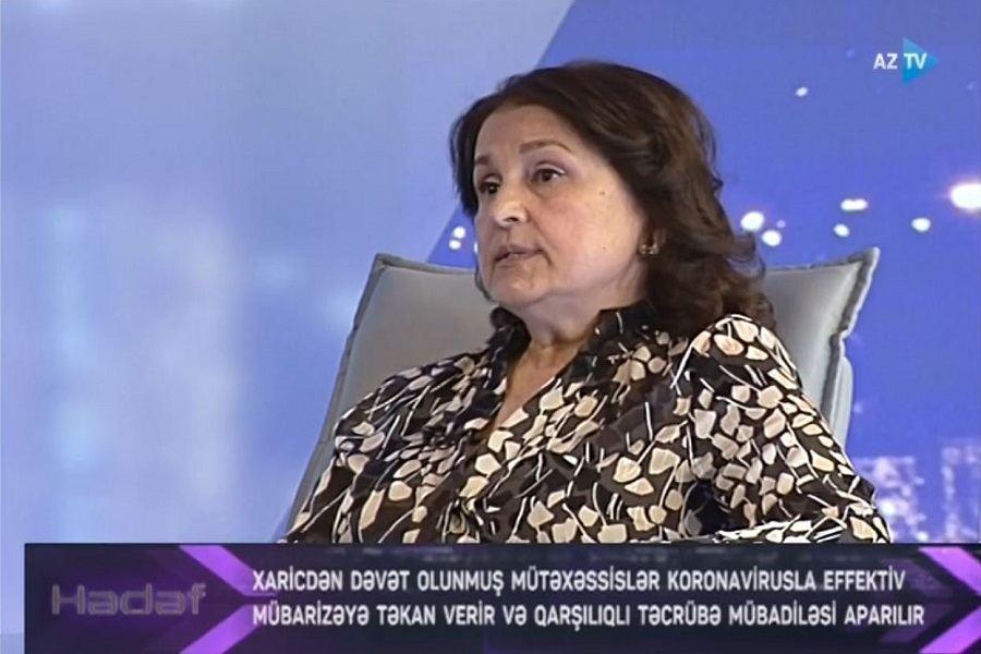Azərbaycandakı COVID-19 xəstələrinin müalicəsi necə gedir? – BŞBSİ-nin rəisindən açıqlama