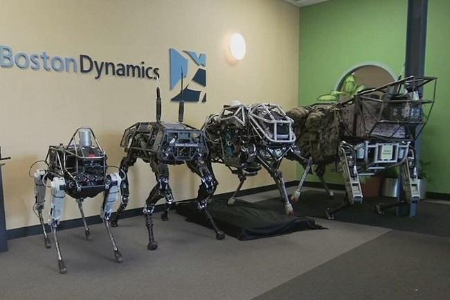 Robotlar ABŞ-da koronavirusla mübarizədə iştirak edirlər