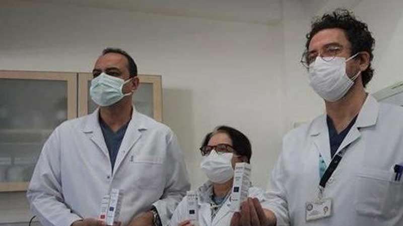 Türkiyədə koronavirusla mübarizədə YENİLİK - COVID-19-u bir dəqiqədə yox edən dərman hazırlandı