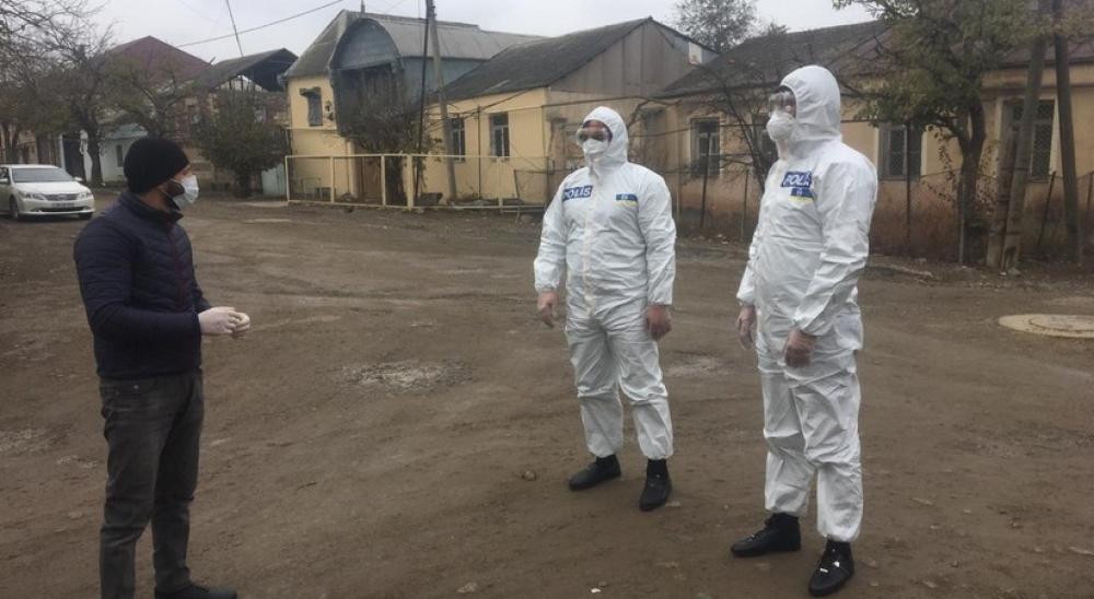 Ötən gün ictimai yerlərdə 18 nəfər aktiv koronavirus xəstəsi saxlanılıb