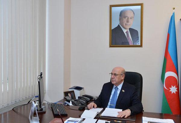 Milli Məclisin Səhiyyə komitəsinin növbəti onlayniclası keçirilib
