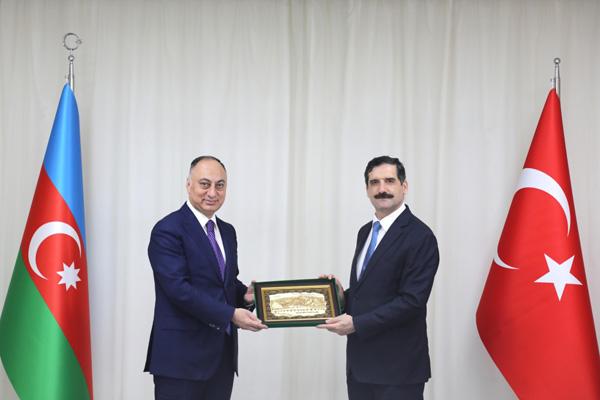 AQTA ilə Türkiyənin müvafiq qurumları arasında yüksək səviyyəli əməkdaşlıq inkişaf edir