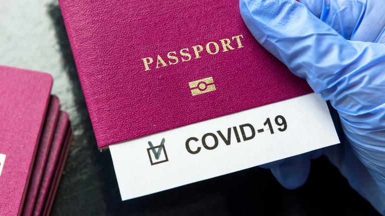 COVID pasportunun əvəzinə arayış hansı halda verilə bilər?