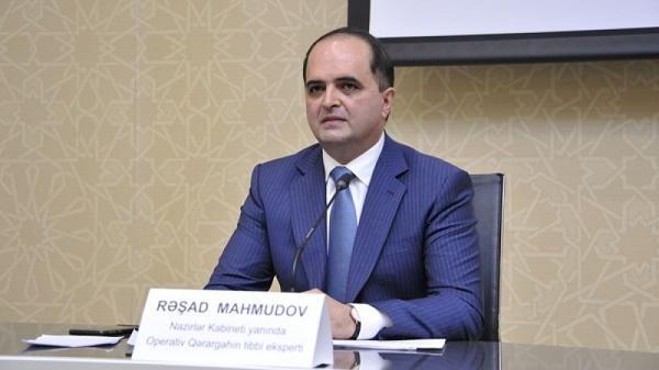 Rəşad Mahmudov: Məqsəd əhalinin sosial rifahını daha da yaxşılaşdırmaqdır