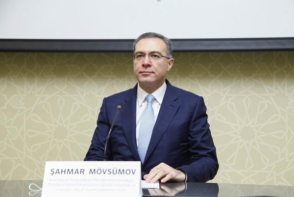Şahmar Mövsümov: