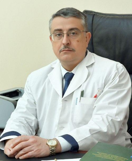 Professor Eldar Qarayev: