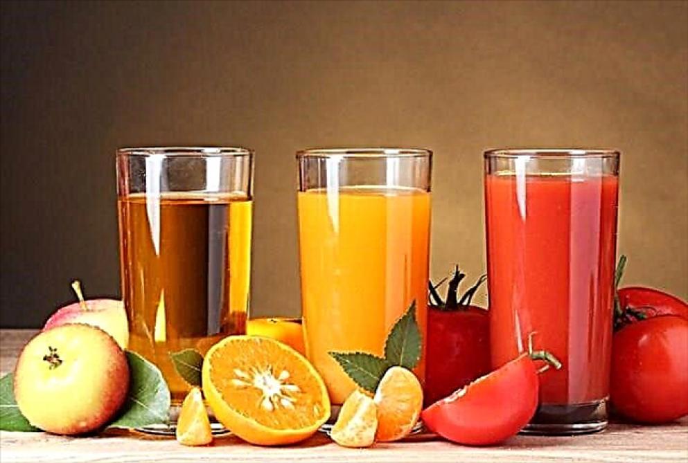 Pomidor, alma və yerkökü şirəsi -Çəkini azaltmaq üçün təbii üsul