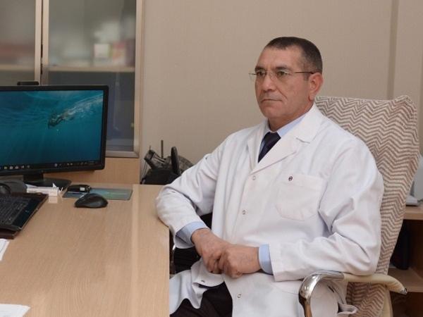 AMEA-nın müxbir üzvü Nuru Bayramov: Hazırda piylənməylə bağlı hepatitlərə daha çox rast gəlinir