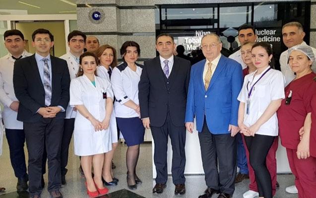 Azərbaycanın onkoloq-həkimləri beynəlxalq uğura imza atıblar - FOTO