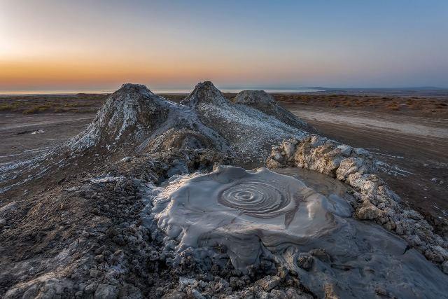 Azərbaycanın vulkan palçığının müalicəvi xüsusiyyətləri – İkinci yazı