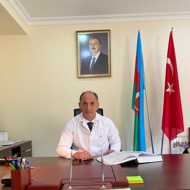 İlqar Qasımov:Vətən müharibəsində ağır yaralanan qazilərimizə 250-dən çox əməliyyat həyata keçirilib