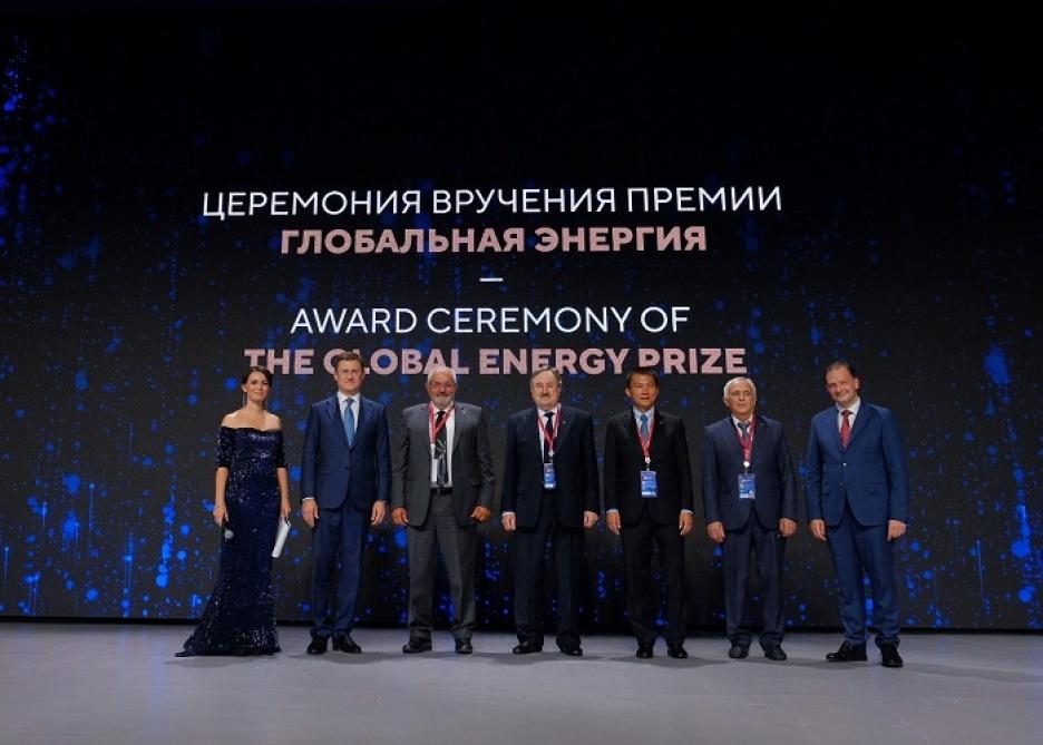 Professor Süleyman AllahverdiyevQlobal Enerji Mükafatına layiq görülüb