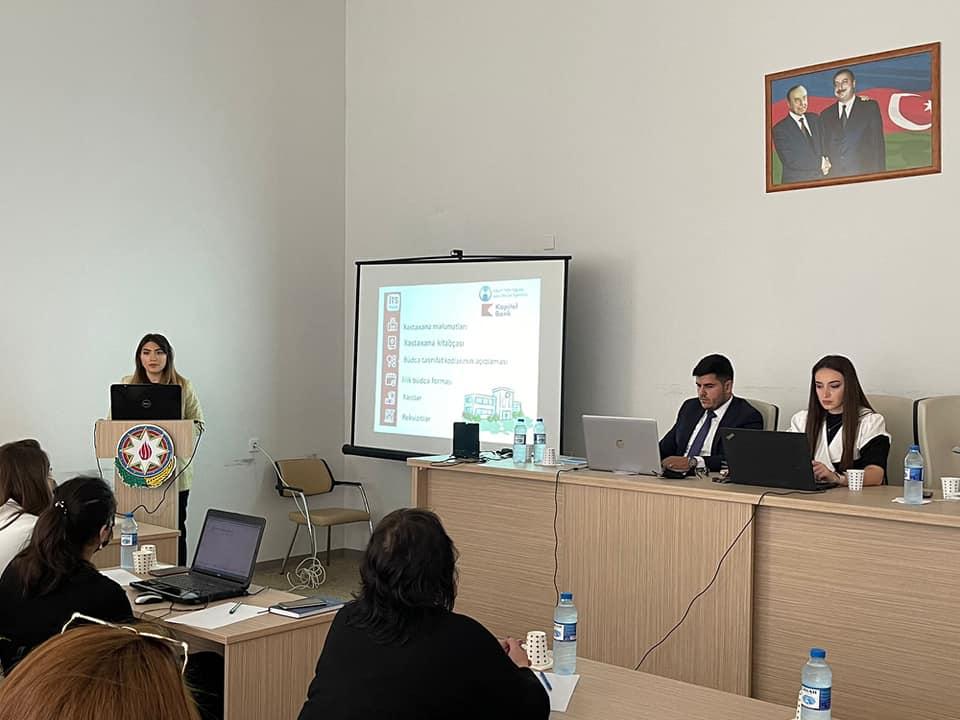 Elmi Tədqiqat Pediatriya İnstitutunda proqram təminatının tətbiqi ilə bağlı seminar-təlim keçirilib (FOTO)